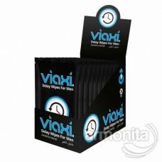 Viaxi Wipes Erkeklere Özel Mendil 24 Adet