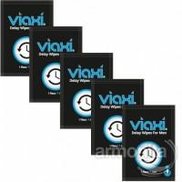 Viaxi Wipes Erkeklere Özel Mendil 5 Adet