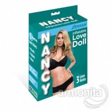 Nancy Love Doll 3 İşlevli Şişme Manken