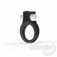 Dayanıklı SilikonTitreşimli Penis Ring Halka